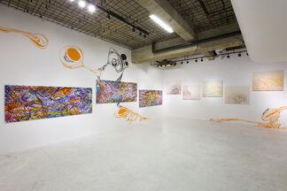 Jean-Luc Moerman : transgenerationconnection, installation view