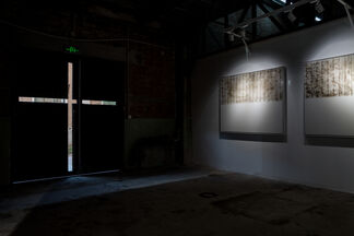Scanners——Feng Ling solo exhibition, installation view