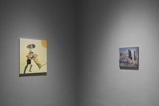 For Bruno, installation view