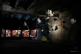 Hell's Half Acre, installation view