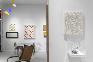 Tina Kim Gallery at TEFAF NY Spring 2017, installation view