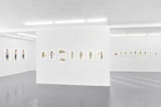 Claudette Schreuders: The Bystanders, installation view