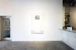 2.7°, installation view