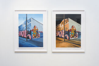 """Jessica Hess: """"Fade and Finish"""", installation view"""