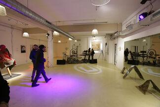 11 [HellHeaven] Art Gallery celebrates its Grand Opening, installation view