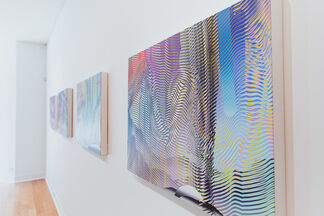 Kyle Austin Dunn: Directions With No Endpoints, installation view