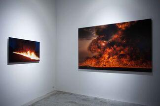 Truth by Wang Sishun, installation view