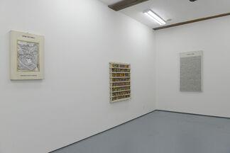 Guglielmo Achille Cavellini (1914 - 1990), installation view