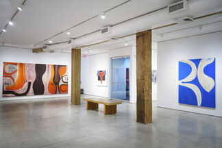 Fritz Bultman: Form, Space, Surface, installation view