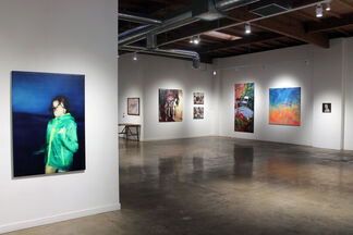 WHERE ART YOU ? - Group Show, installation view