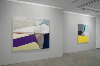 Nick Lamia: Symmetry Breaking, installation view