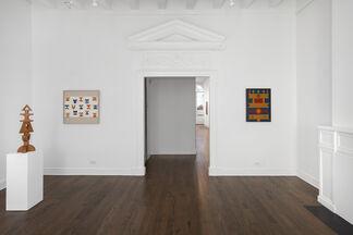 Ruben Valentim, installation view
