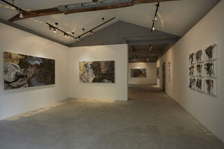 A Web of When and Where: Hanna Pettyjohn, installation view