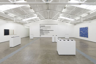 Entropías, installation view