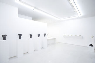 """Toshiaki Noda """"Issues from the Hands"""", installation view"""