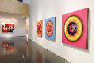"Franco DeFrancesca: ""Colour Junkie"", installation view"