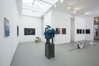 Back to the Future, installation view