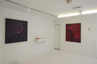 SZYSZLO - El Elogio de la Sombra, installation view