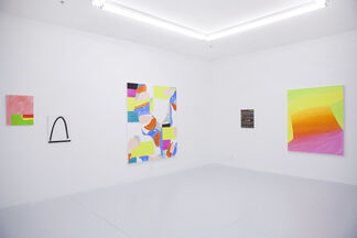 Close to Me, installation view