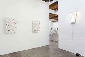 Galerie Valentin at Art Brussels 2014, installation view