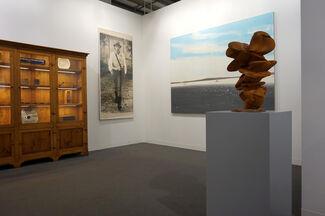 Galerie Klüser at Art Basel 2015, installation view