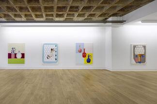 Meg Cranston - Poodle Mix, installation view