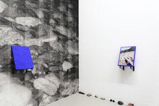 Gaëlle Leenhardt   'Refroidissement nocturne (Night Cooling)', installation view