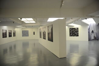 KEEP YOUR EYE ON THE WALL , Palestinian Landscapes, installation view