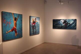 """Carol O'Malia: """"Going Nowhere"""", installation view"""