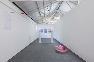 Glissando, installation view