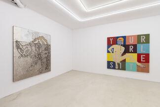 Lara Schnitger, installation view