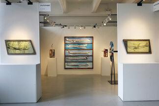 Vahakn Arslanian: Outsider Art Fair, installation view
