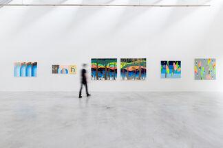 James Kudo   Oxímoros, installation view