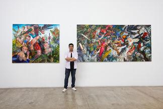 Jose Luis Carranza: Pinturas, installation view