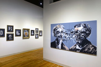 Normal Is Boring, installation view