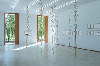 Jürgen Partenheimer »Metaphysik«, installation view