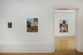 Jenna Gribbon: Regarding Me Regarding You, installation view