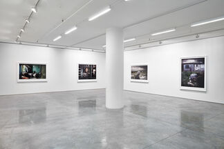 The World of My Father, installation view