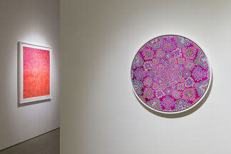 KELSEY BROOKES | PSYCHEDELIC SPACE BOOK AND PRINT RELEASE, installation view