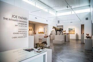 Joe Fafard: The Intimate Canadian Landscape, installation view