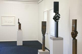 Thomas Röthel - Cabinet Exhibition, installation view
