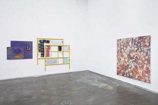 Dérive(s), installation view