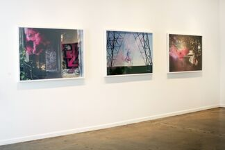 Irby Pace - Idle Voids: Pop, installation view