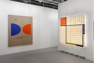 Sean Kelly Gallery at Art Basel 2017, installation view