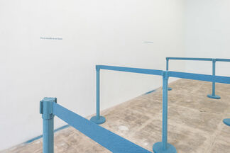 Exit Strategy, installation view