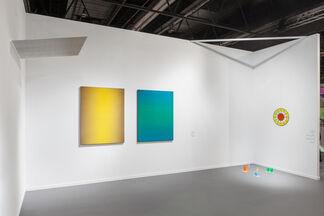 Esther Schipper at ARCOmadrid 2018, installation view