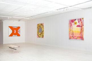 Miriam Schapiro: The California Years, 1967-1975, installation view