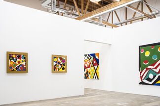 Kim MacConnel: Avenida Revolución, installation view