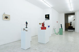 Semiose at Art Brussels 2015, installation view