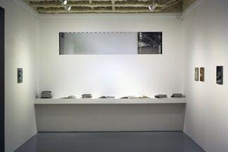 """James Buss """"Outside the Phantastikon"""", installation view"""